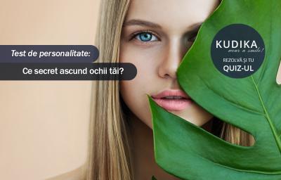 Test de personalitate: Ce secret ascund ochii tai?