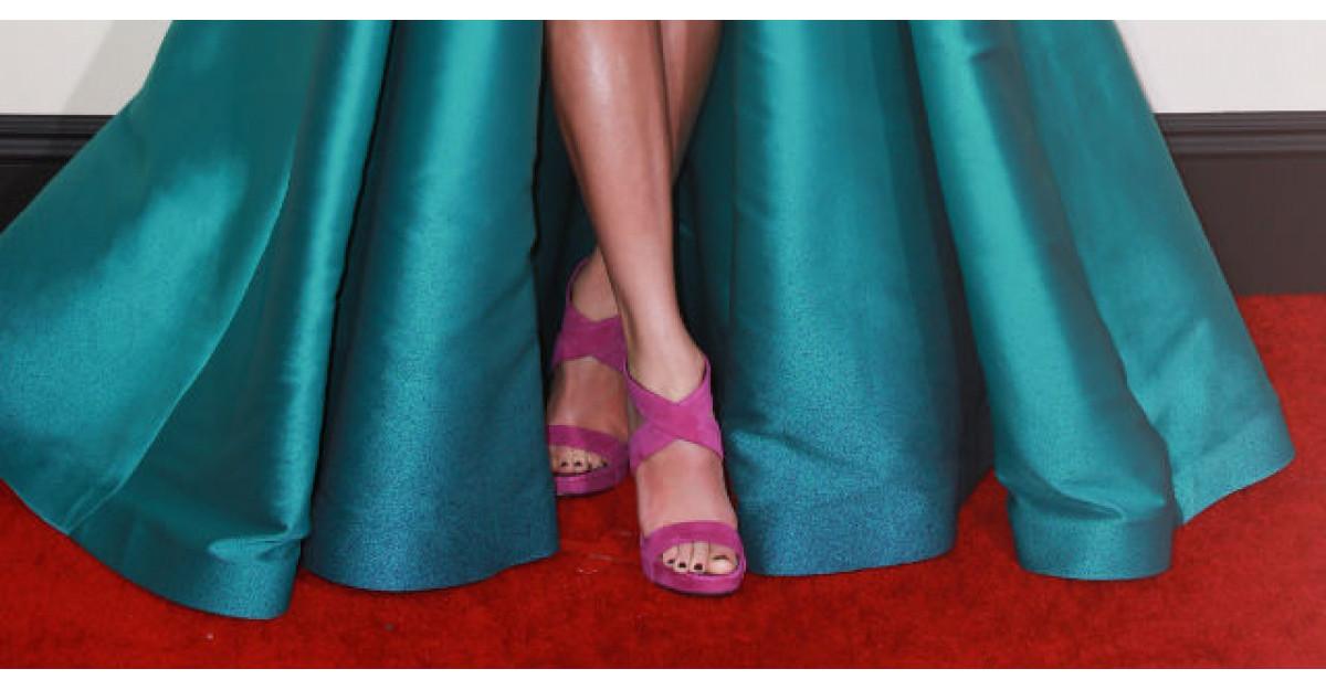 Foto: Cum arata picioarele care valoreaza 40 de milioane de dolari?