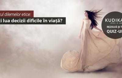Testul dilemelor etice: Poti lua decizii dificile in viata?