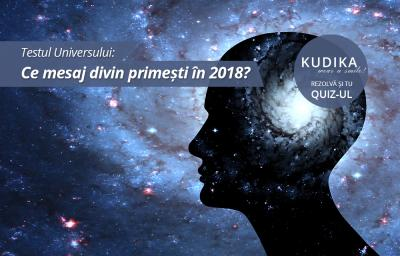 Testul Universului: Ce mesaj divin primesti in 2018?