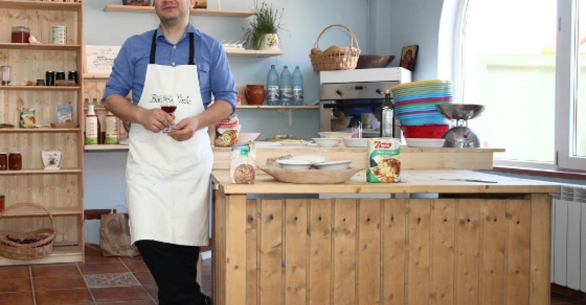 7 Spice si Bacania Veche provoaca jurnalistii la improvizatii pe teme culinare