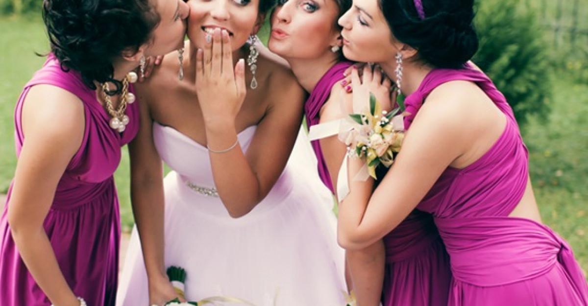3 sfaturi pentru alegerea domnisoarelor de onoare