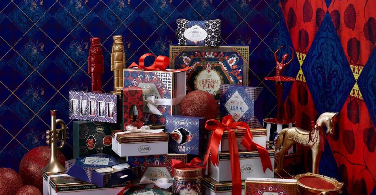 Aroma unui Crăciun fastuos