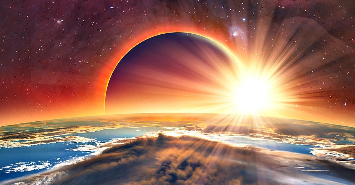 Eclipsa de Soare de pe 21 iunie ne-a deschis sufletele și ne-a vindecat durerea