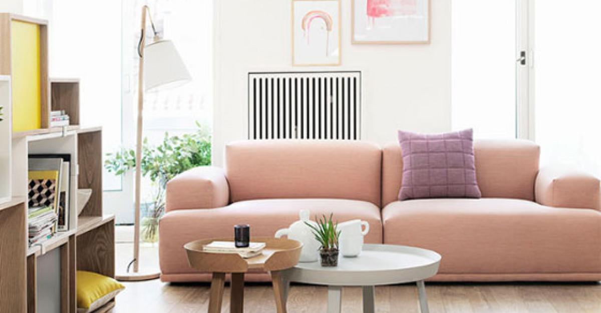 17 piese de mobilier si accesorii pentru un decor scandinav