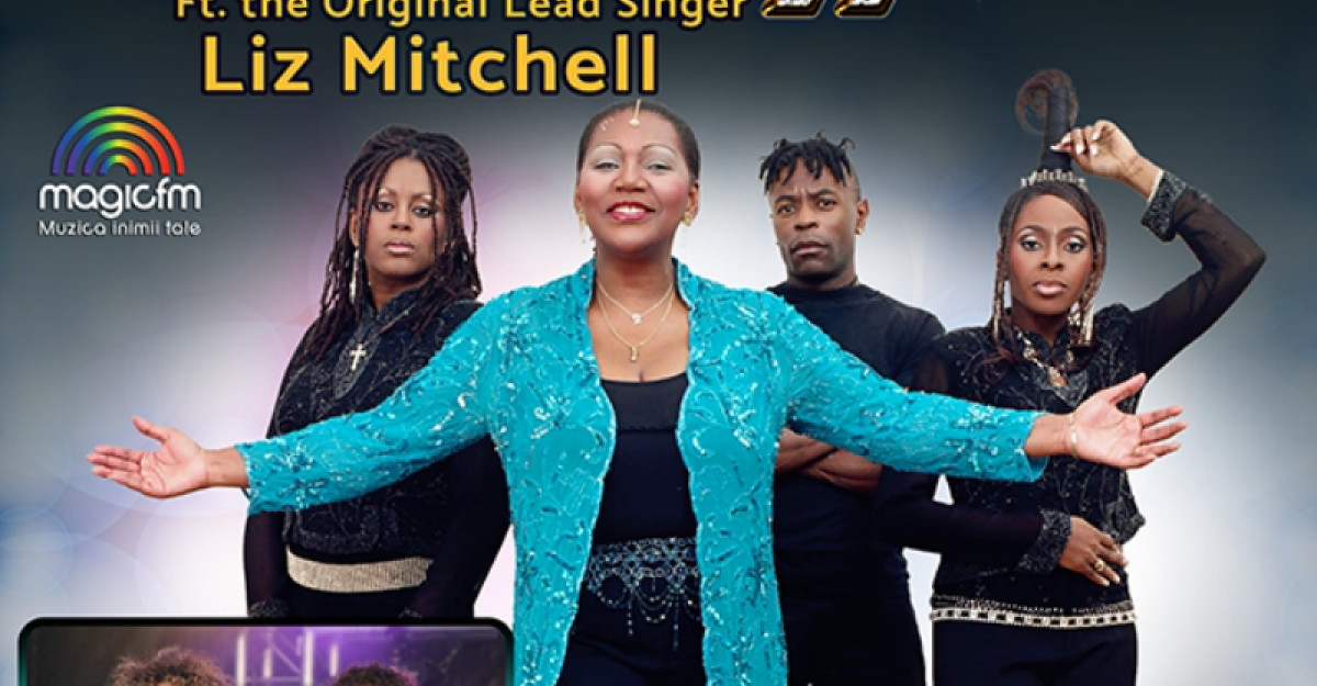Boney M feat. Liz Mitchell, concert aniversar