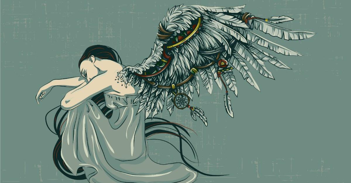 Nu îți vindeci inima în brațele altcuiva, ci atunci când te îmbrățișezi pe tine însăți