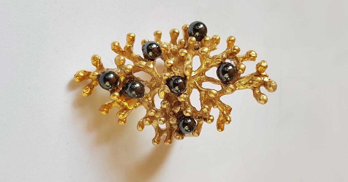 Poza 4 din 4 mirabilis art jewelry