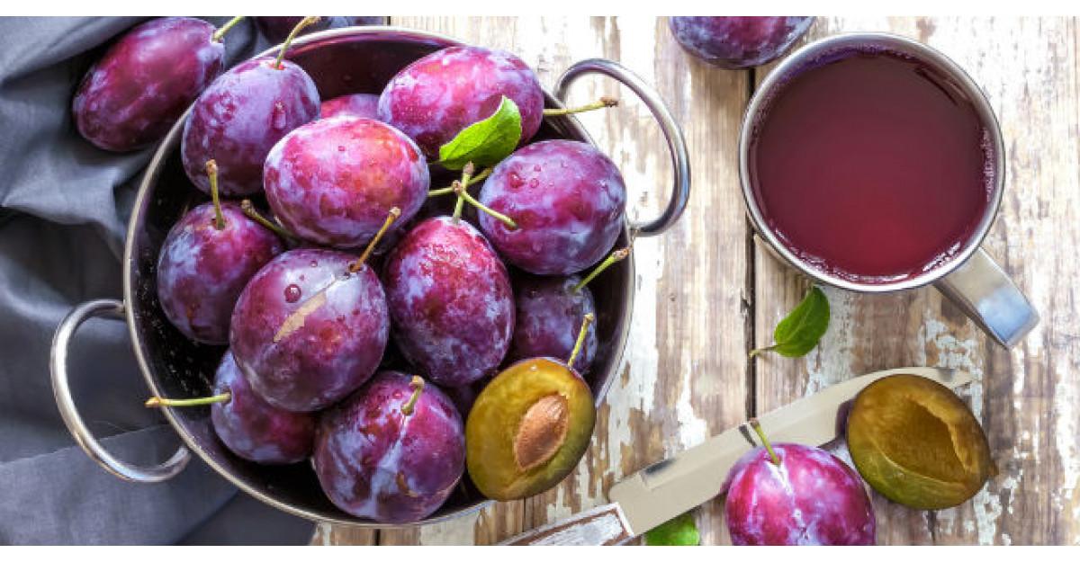 Beneficiile consumului de prune. Iata ce boli grave pot preveni