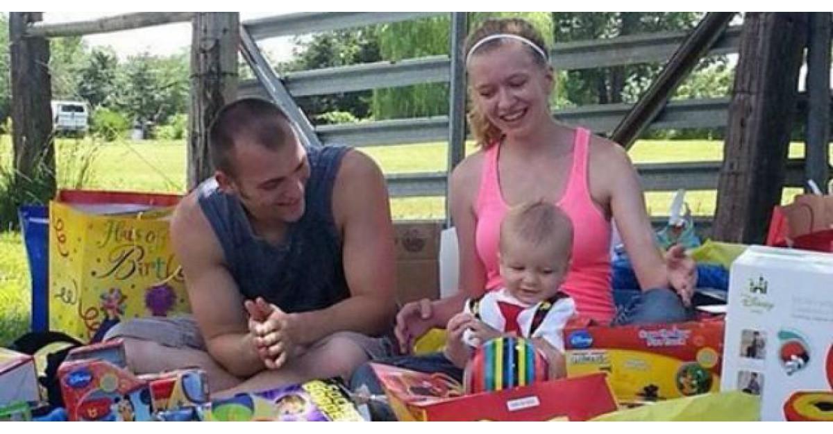Si-a pierdut fiul si sotul intr-un accident de masina. Mesajul ei a devenit VIRAL