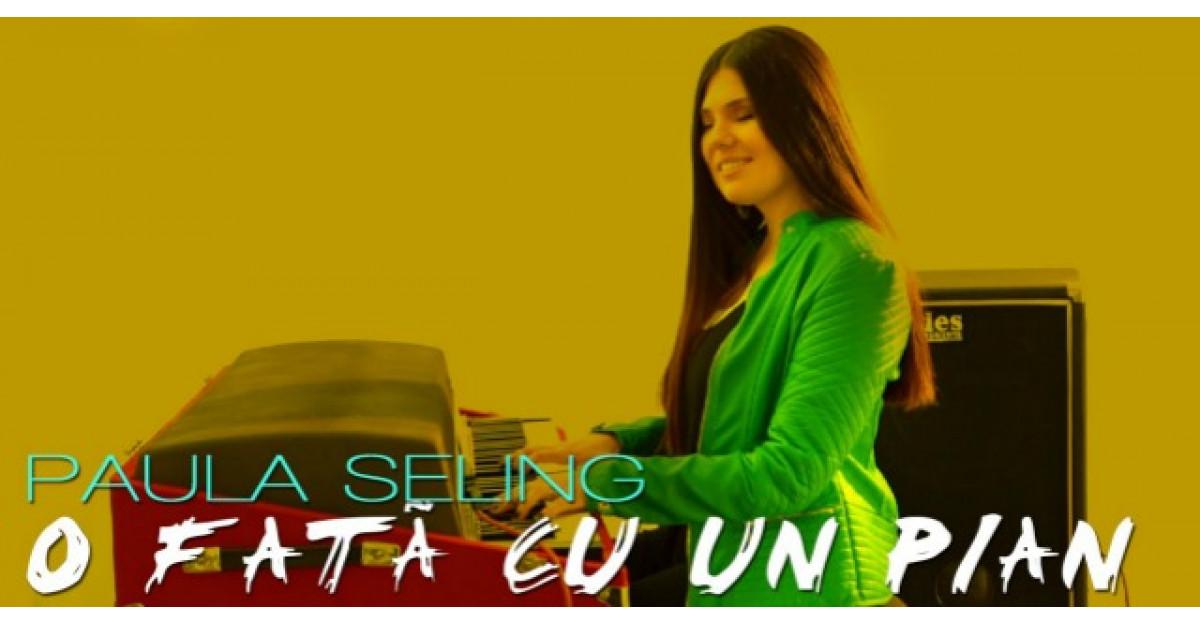 Paula Seling lanseaza melodia O fata cu un pian