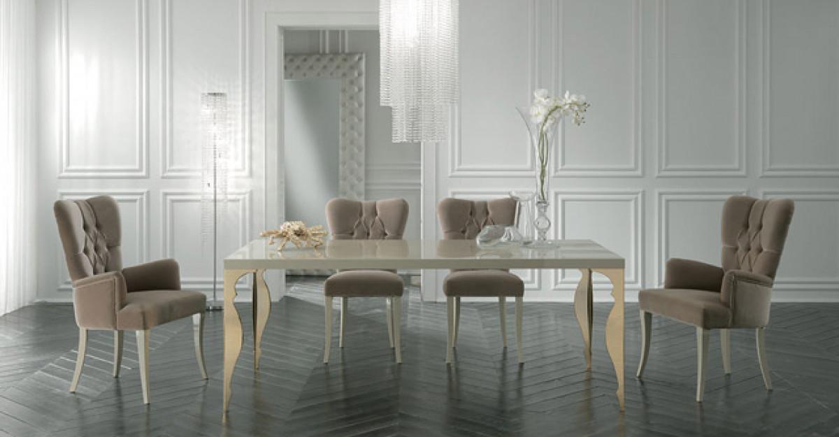 Modele de scaune tapitate, pentru dining