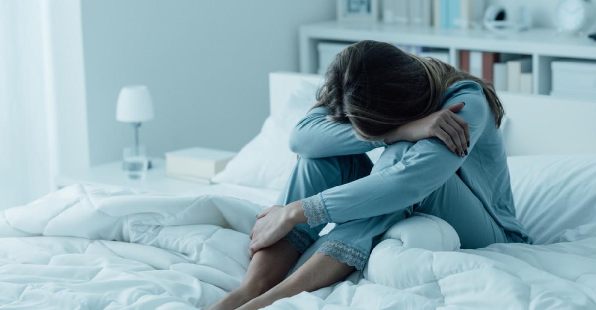 Depresie și tulburări de somn. Cauze și tratament pentru rezolvarea problemelor