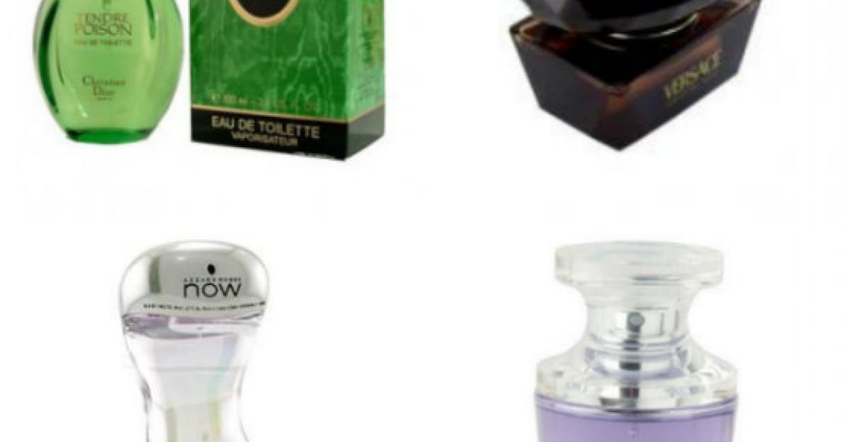 10 parfumuri elegante pentru sezonul rece