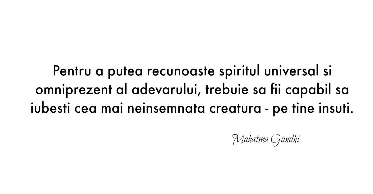 Cele mai frumoase citate de iubire: Alfabetul dragostei dupa Gandhi