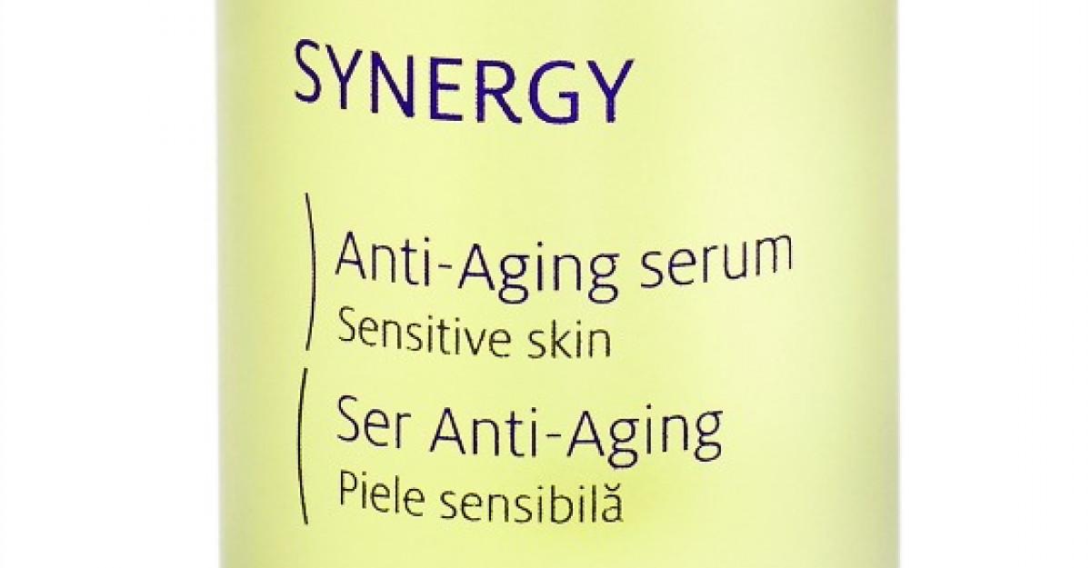 SYNERGY - Ulei facial cu efect anti-aging