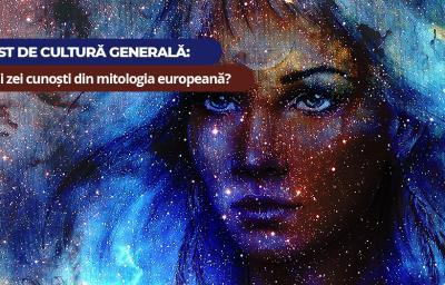 Test de cultura generala: Cati zei cunosti din mitologia europeana?