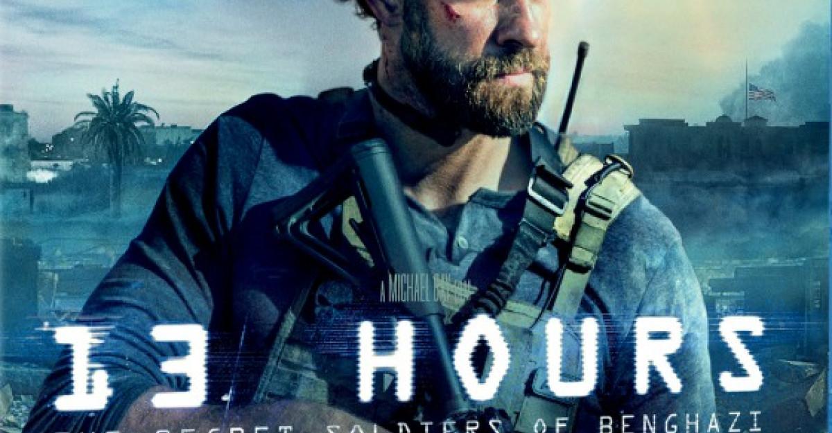 Noul proiect regizoral al lui Michael Bay: 13 ore. Trupele secrete din Benghazi