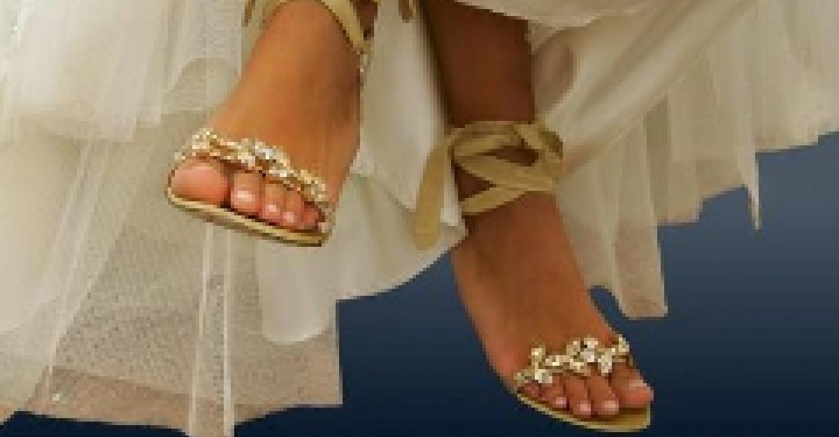 30 Modele de pantofi de mireasa