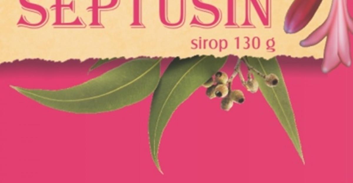 Septusin - trateaza tusea in mod natural