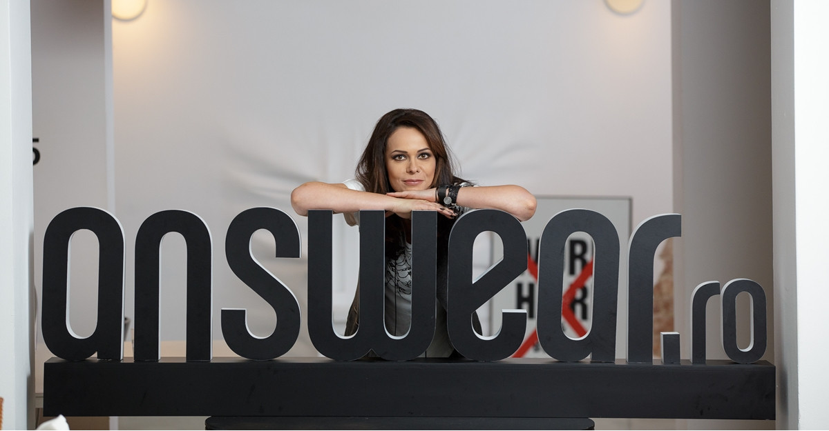 Ne mandrim cu ea: Raluca Mateiu, ambasadoare #AnswearTopLadies