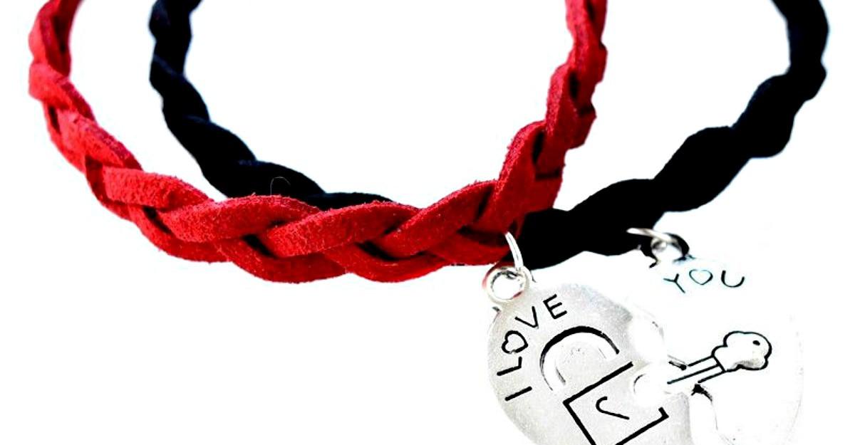 Bratari pentru cuplu: dovada unei relatii bazate pe iubire si devotament