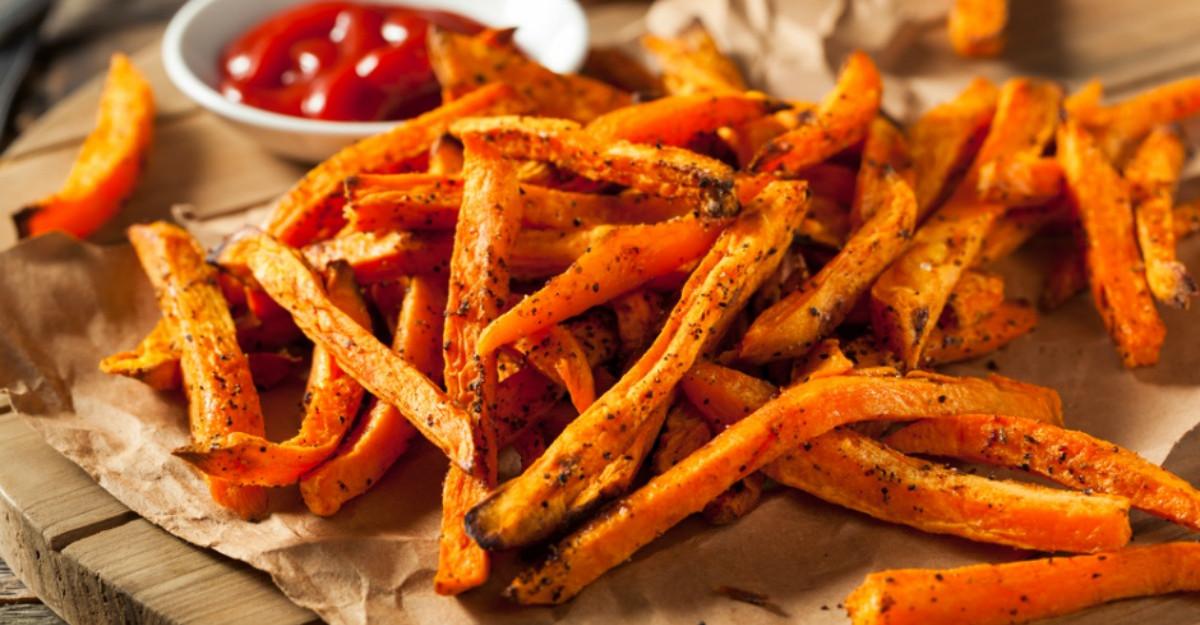 Cartofii dulci: beneficii pentru sănătate şi reţete delicioase