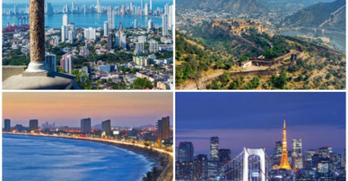 Galerie foto: Top 60 de orase pe care trebuie sa le vizitezi