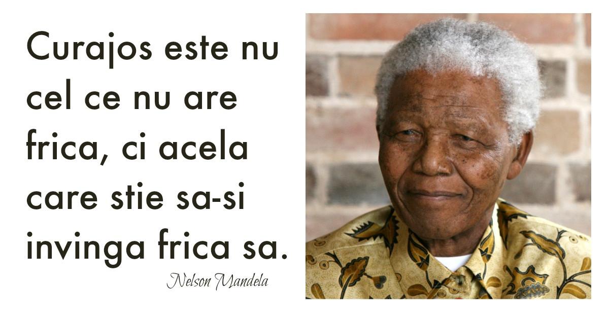 Alfabetul dragostei: Cele mai frumoase citate despre iubire dupa Nelson Mandela