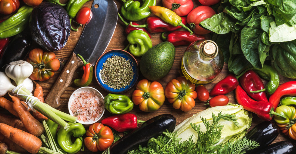 5 pasi pentru o dieta vegetariana mai sanatoasa