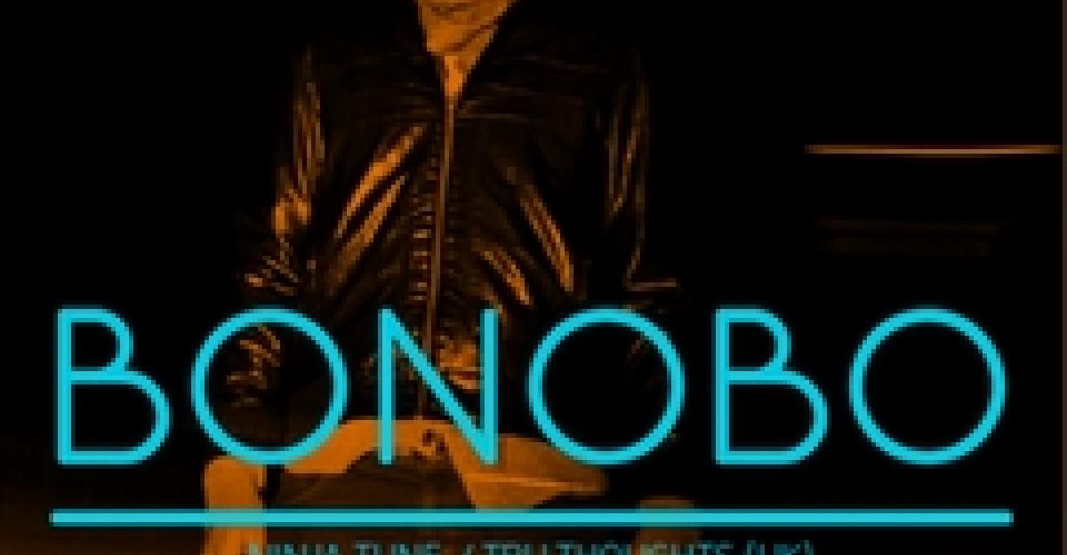 Eveniment The Fresh: Bonobo DJ Set