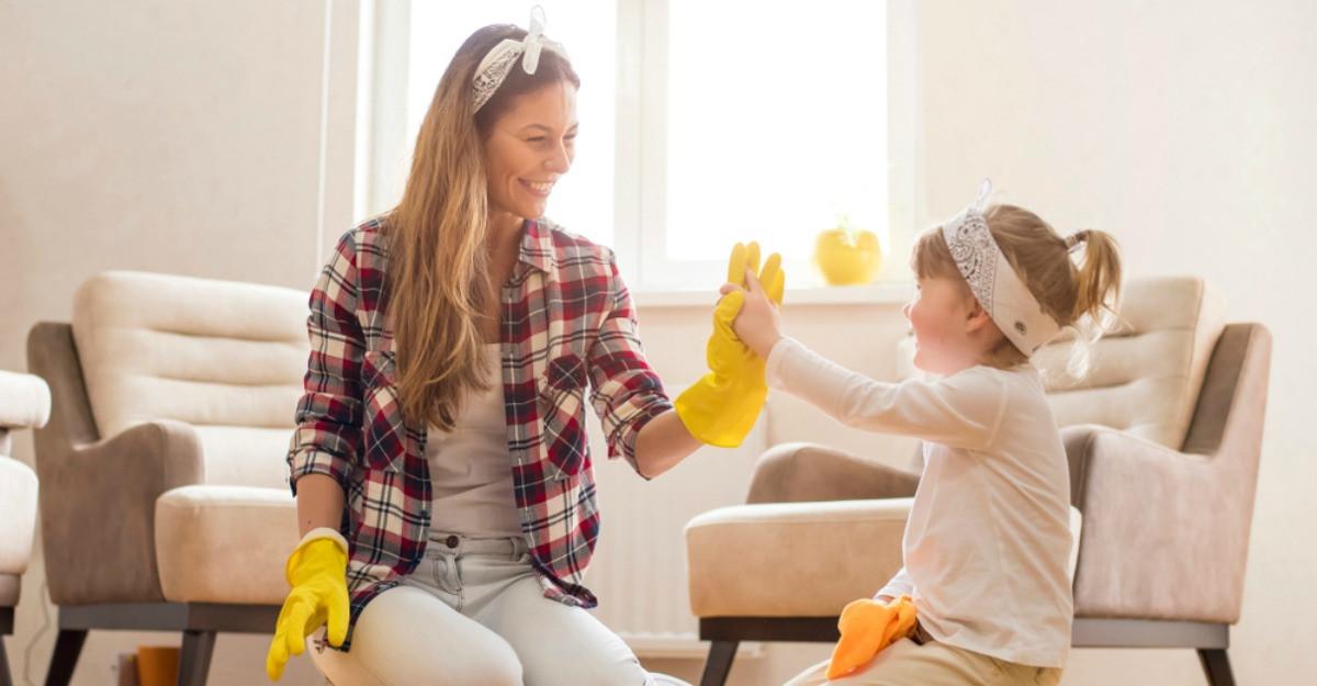 Cum să faci din curățenia casei o activitate rapidă și plăcută – 4 sfaturi utile pentru orice gospodină