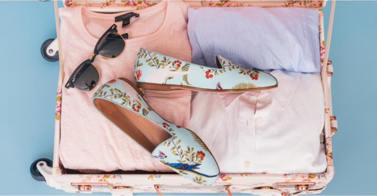 Caz rezolvat: știi ce porți în concediu! Garderoba-capsulă potrivită în vacanța de vară