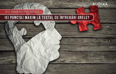 Test trivia antiplictiseala: Iei punctaj maxim la testul cu intrebari grele?