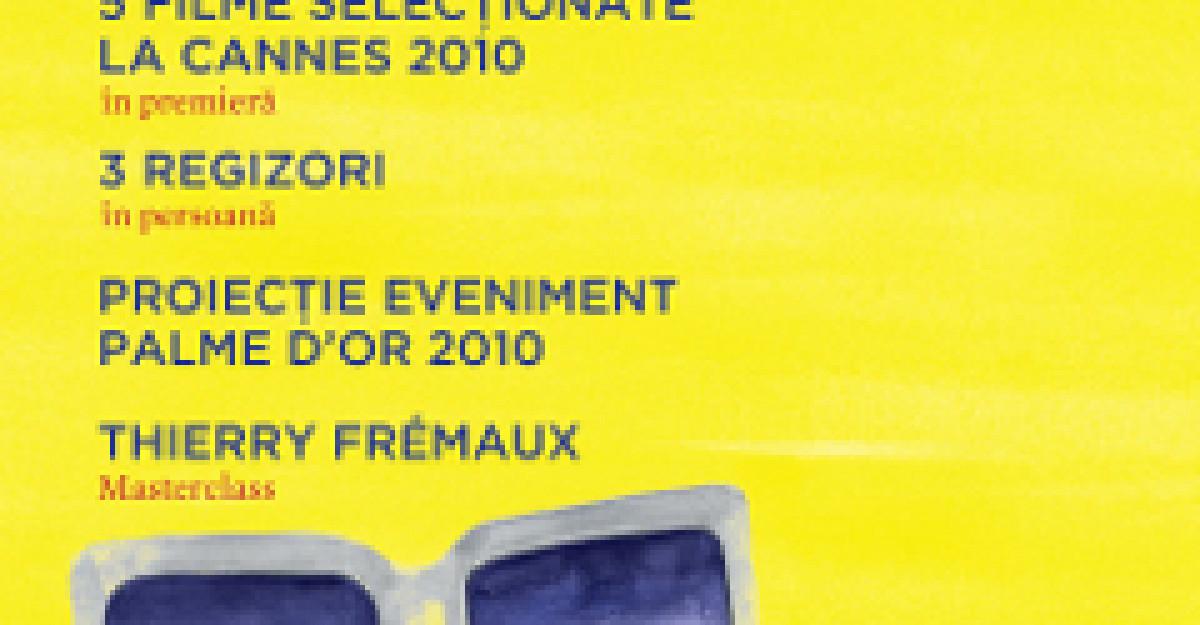 10 filme romanesti de Cannes
