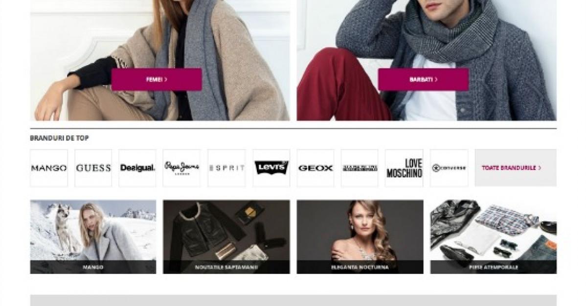 Fashion Days lanseaza o noua interfata pentru platforma online, ca parte a noului model de business