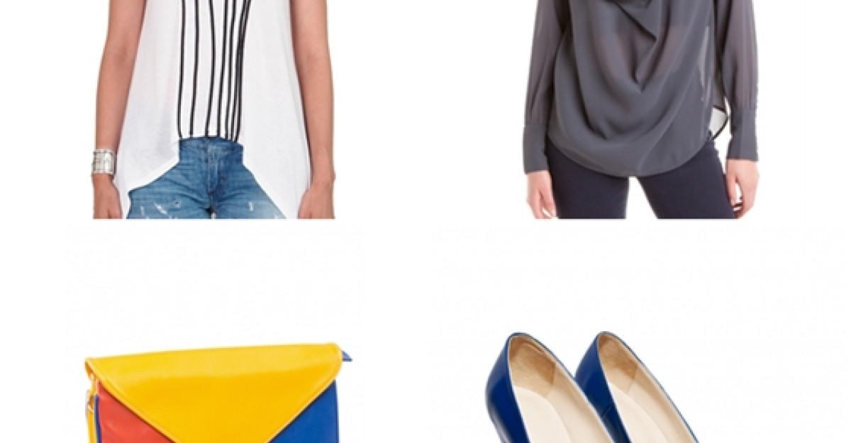 Provocarea saptamanii: 1 pereche de jeans, 3 tinute diferite