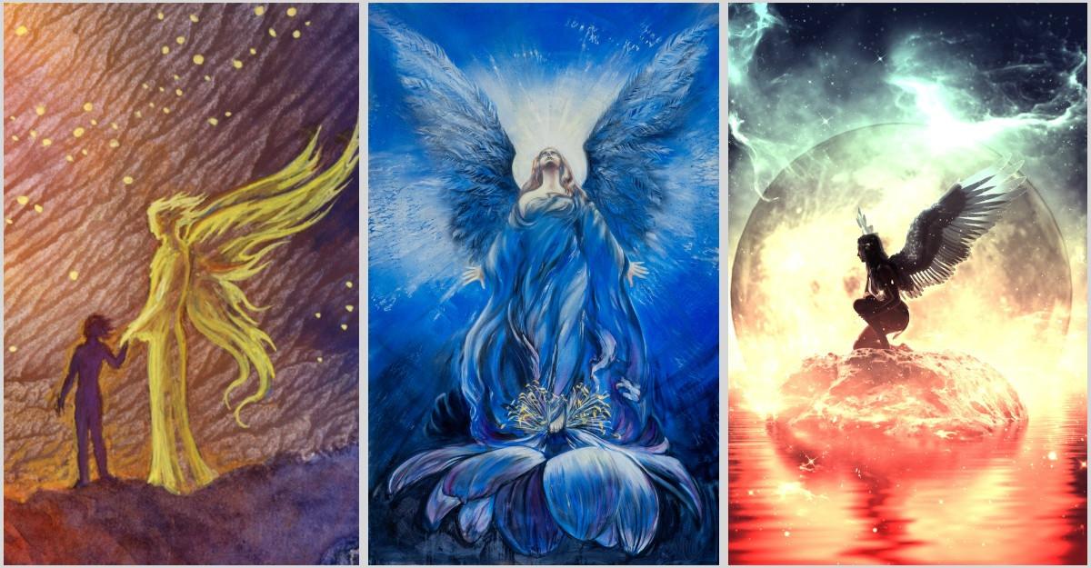 Alege îngerul păzitor și află mesajul pe care îl are pentru tine pentru viitor