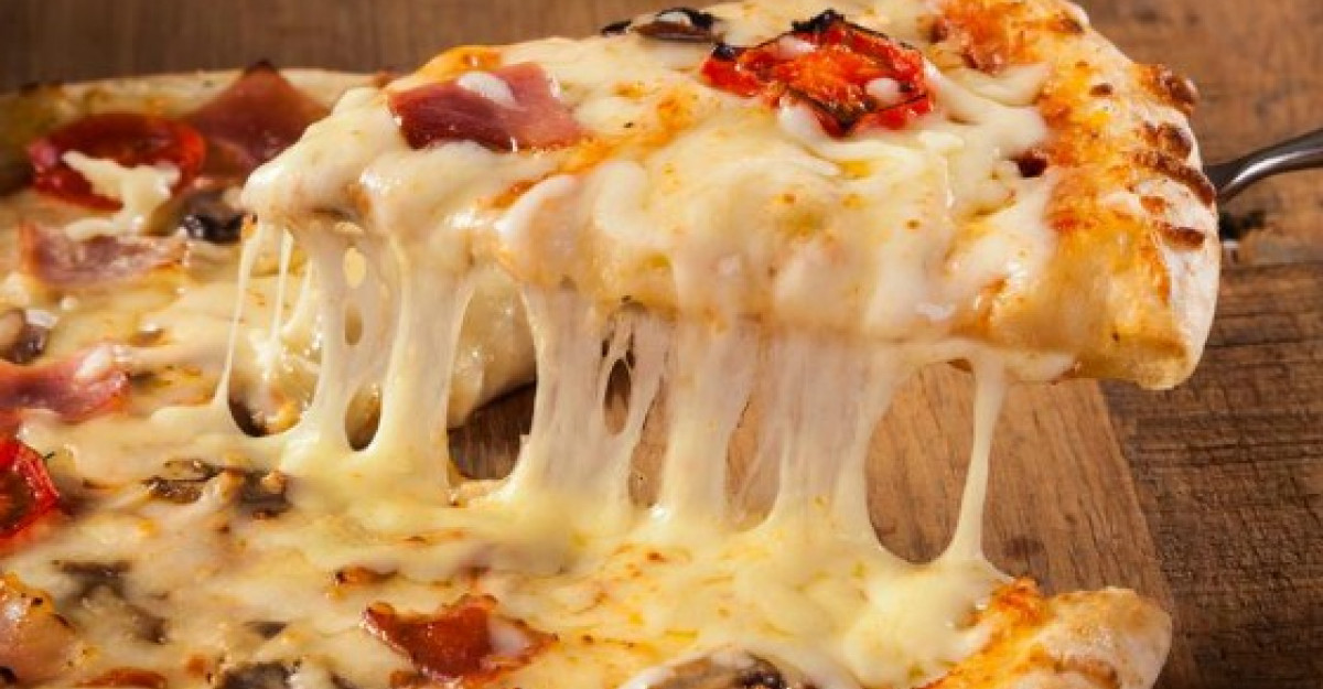 Pizza cu piele de porc, aroma de fum si alte bazaconii