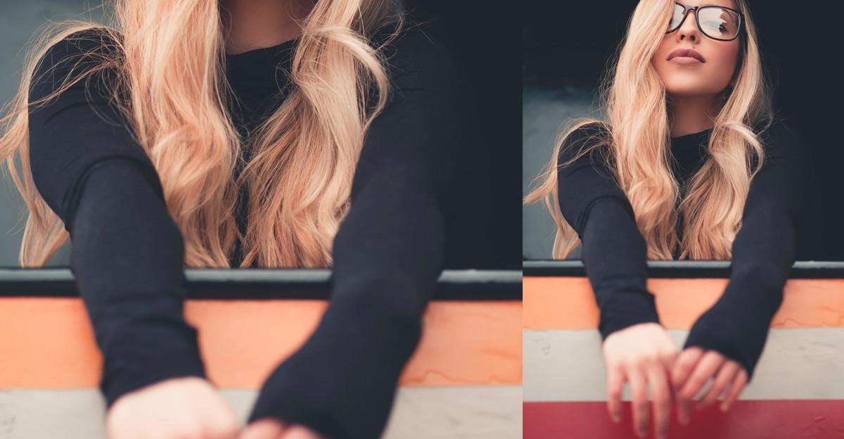 Bluzele cu mâneci foarte lungi sunt perfecte pentru un look urban
