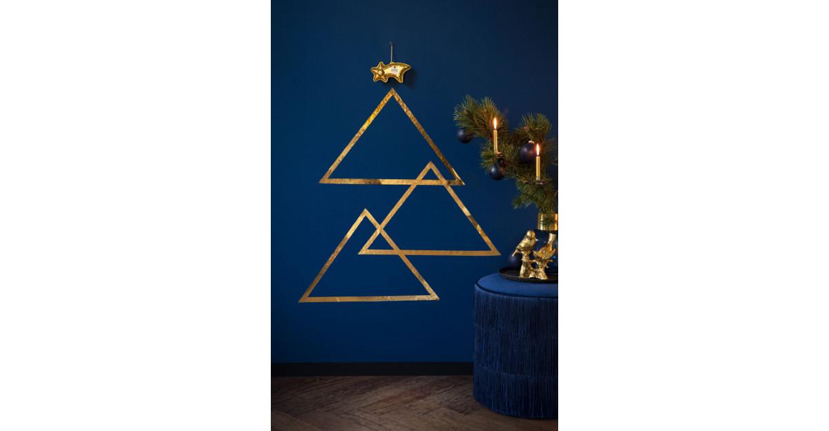 Decorează-ți casa ca într-un film de Crăciuncu noile decorațiuni Ferrero