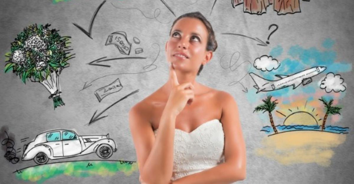 10 idei utile pentru planificarea nuntii ideale