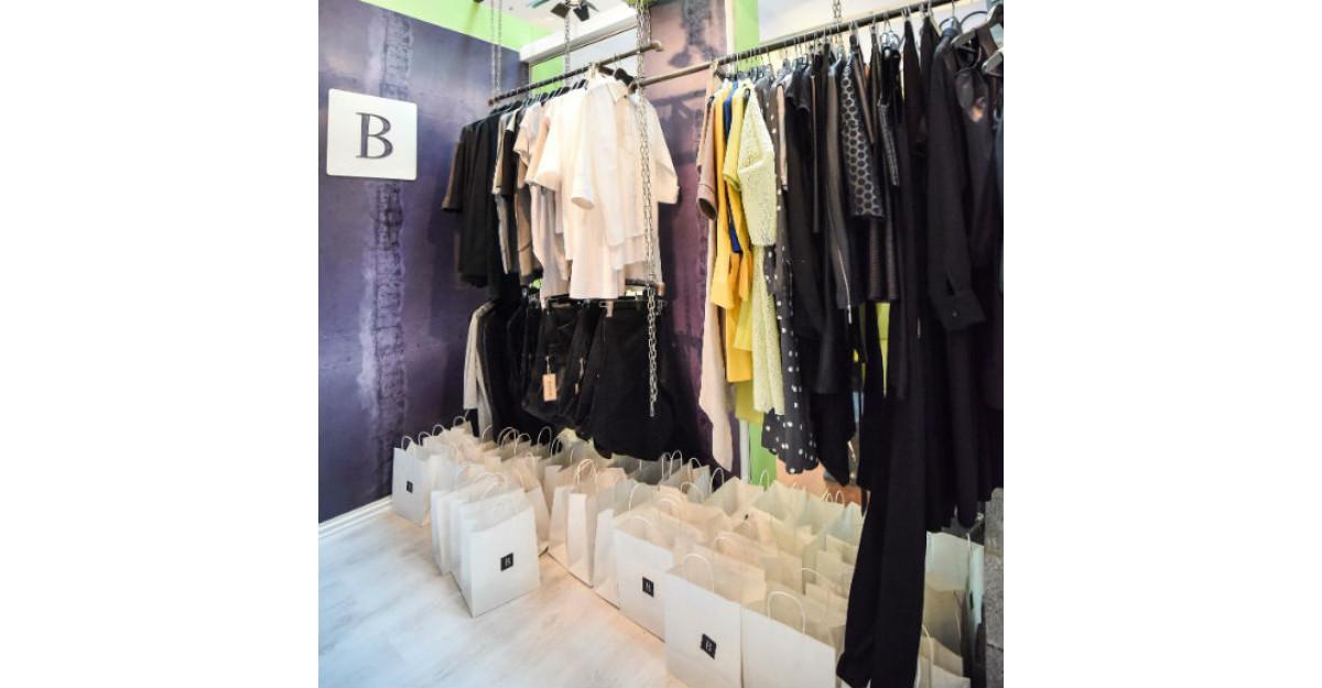 MOOZA Pop-Up store din Baneasa Shopping City prezinta: Creatii avangardiste marca Bluzat