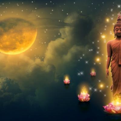 Deblochează secretul fericirii interioare cu acest exercițiu budist foarte simplu