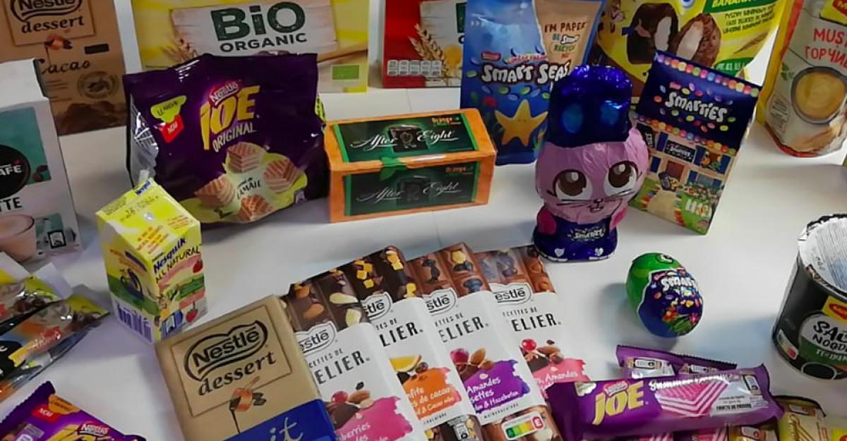 Primăvara vine cu noutăți de la Nestlé