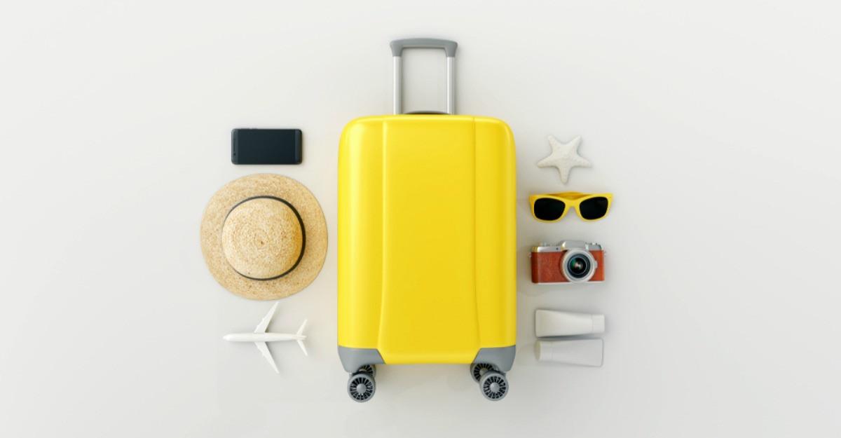 Genți și trolere pentru vacanță - 6 modele în care să înghesui amintiri ca-n poveșți