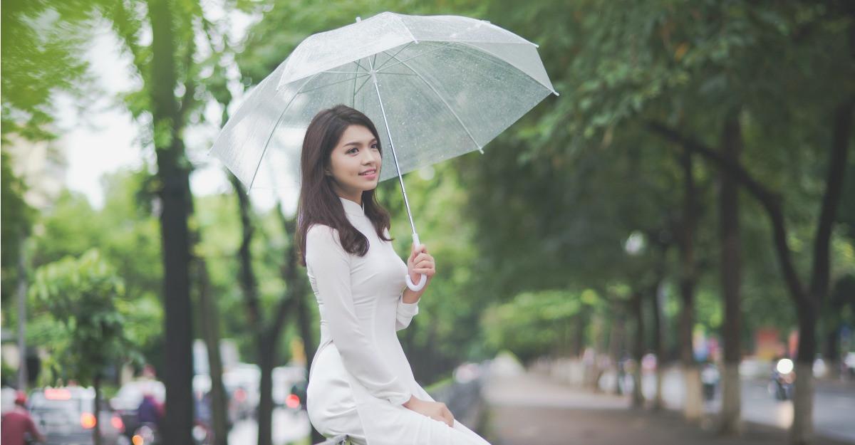Pregateste-te de ploi cu cele mai dragute umbrele!