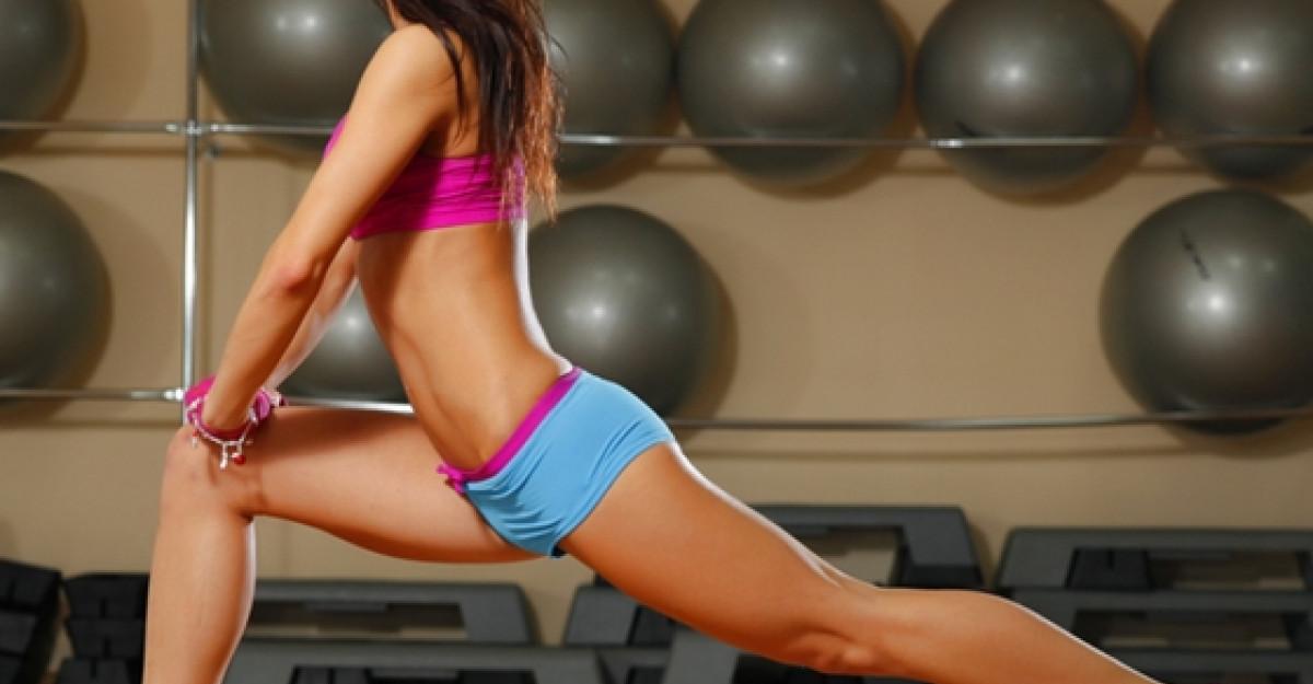 5 exercitii care te ajuta sa slabesti pana la Paste