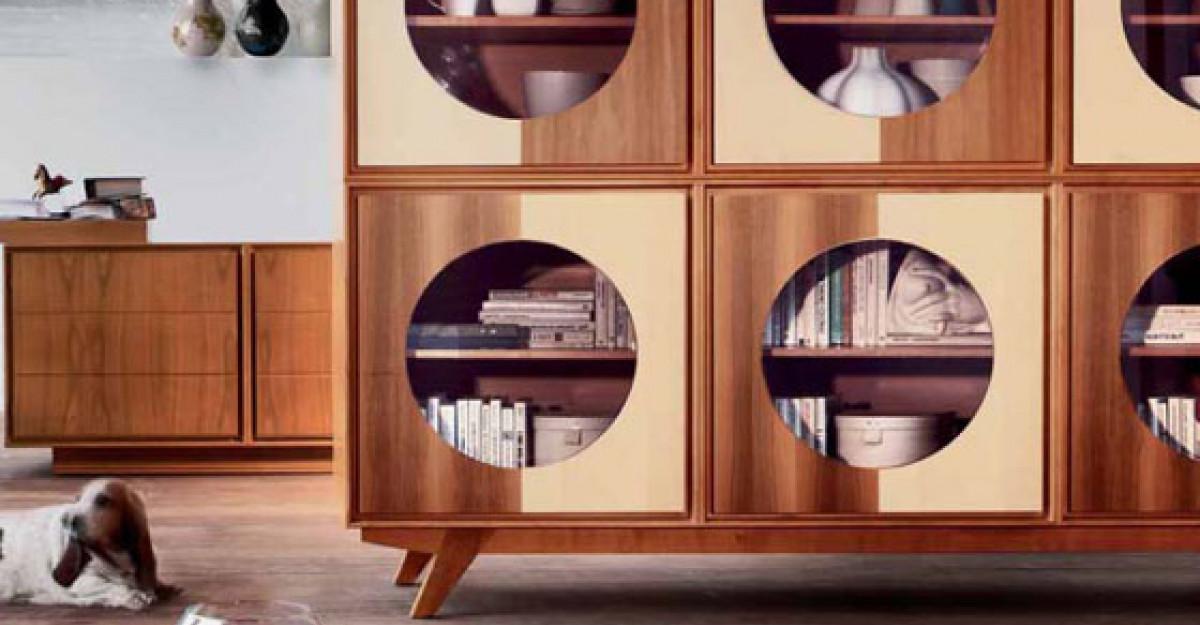 Piese de mobilier din lemn, chic