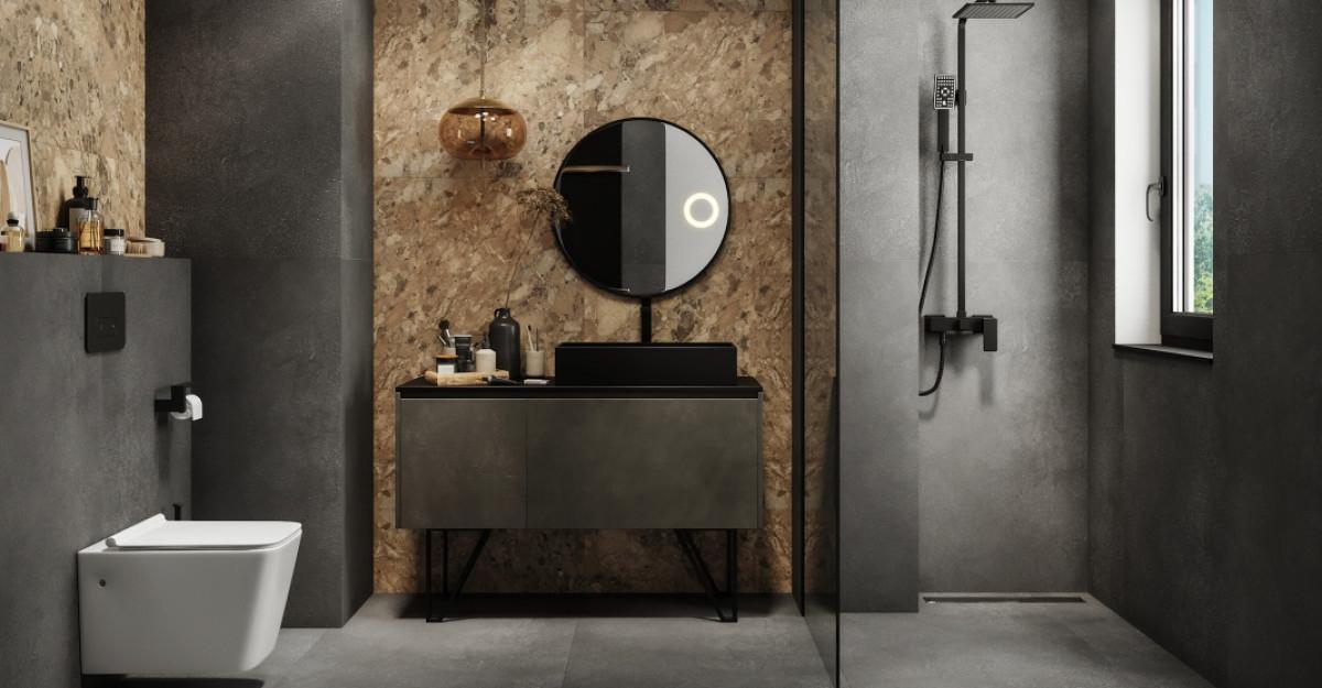 Cum alegem gresia și faianța pentru baie?